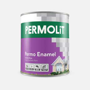 0,75 lt Permo Enamel Sentetik Boya Sarı Permolit