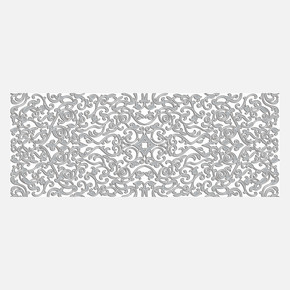 25x65 cm Hanedan Gümüş 1Kutu=0,98m²