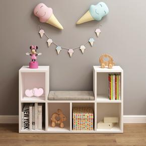Linaza Montessori Minderli Kitaplık