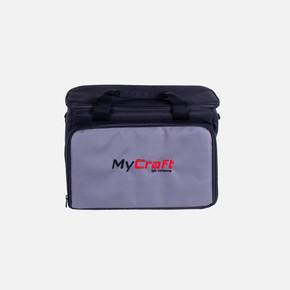 Dikdörtgen Port-Bag Bez Takım Çantası
