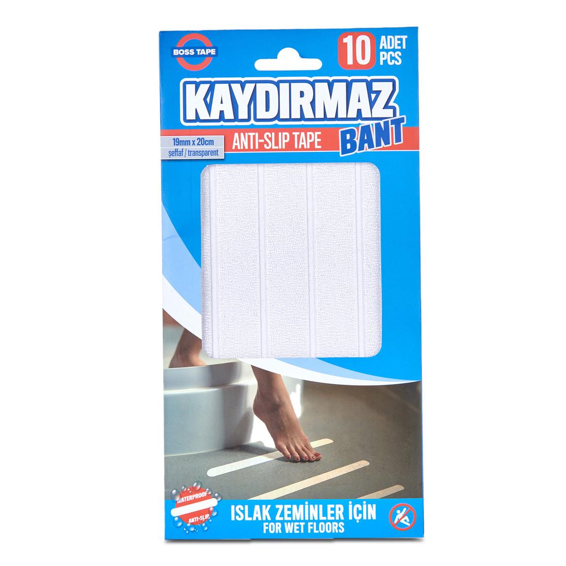 Banyo Küvet Kaydırmazlık Bandı