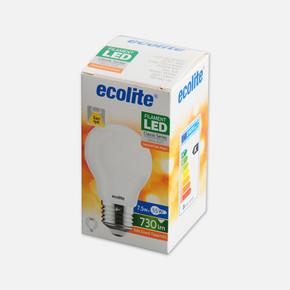 Soft Filament A60 7,5W E27 2700K Led Ampul