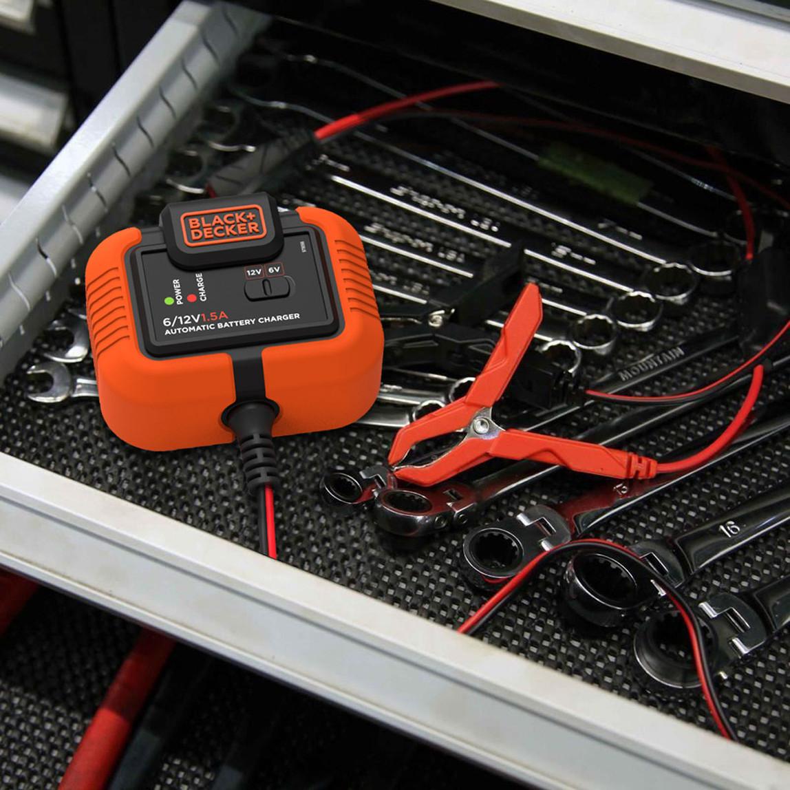 BXA21 6V/12V 72A Akıllı Akü Şarj Ve Akü Bakım Cihazı