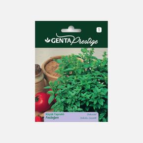 Genta Prestige Küçük Yapraklı Fesleğen Tohumu