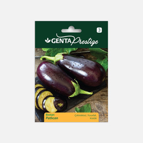 Genta Prestige Bostan Patlıcan Tohumu