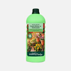 Genta Prestige Çiçekli Bitkiler ve Sardunyalar İçin Sıvı Besin 1 lt