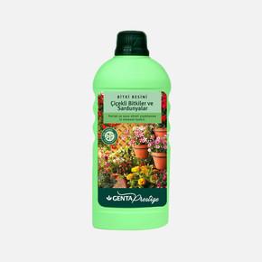 Genta Prestige Çiçekli Bitkiler ve Sardunyalar İçin Sıvı Besin