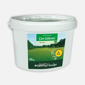 Genta Prestige İlk Tesis Çim Gübresi 10 kg