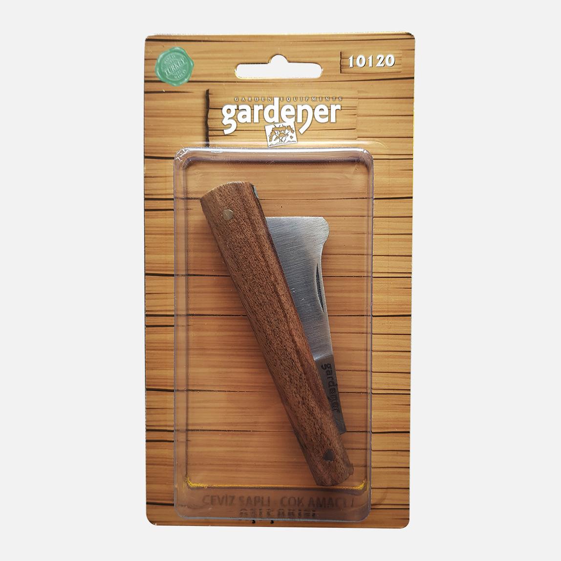 Gardener 10120 Çok Amaçlı Aşı Bıçağı