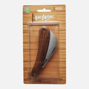 Gardener 10121 Çok Amaçlı Eğri Uçlu Aşı Bıçağı
