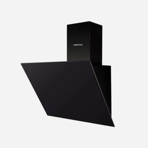 Luxell 3'lü Cam Siyah Ankastre Set