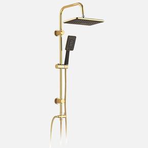 6978g Duş Sistemi Gold