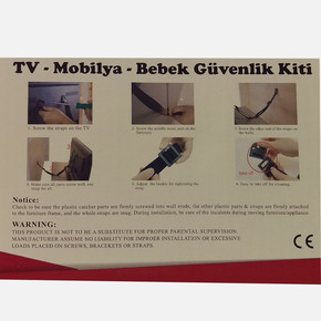 Home Puzzle Tv Güvenlik Aparatı
