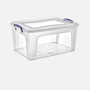 Clear Box 27 lt