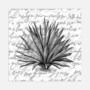 İşlemeli Kanvas Tablo 50x50