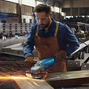 Bosch Profesyonel GWS 2200-180 H Büyük Taşlama Makinesi