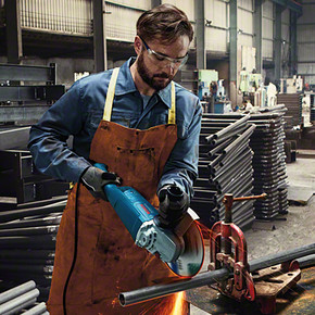 Bosch Profesyonel GWS 2200-230 H Büyük Taşlama Makinesi