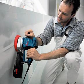Bosch Profesyonel GEX 34-150 Eksantrik Zımpara Makinesi