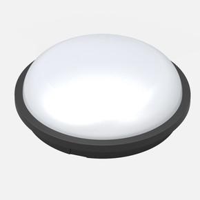 Ledlight-2 Ledli Armatür Siyah
