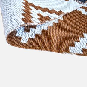 Mina Kilim 63x120 cm Kahve Bordür