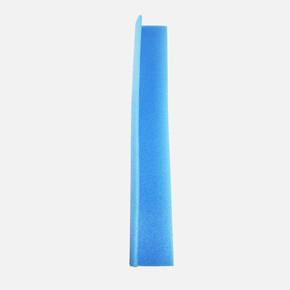 L7 Profil 1 Metre 80x12mm Mavi