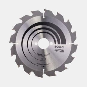 Optiline Wood 190x30 mm 16 Diş