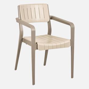 Holiday HK-525 Infinity Bahçe Sandalyesi Çöl Grisi