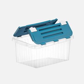 10 lt Derin Split Box Şeffaf