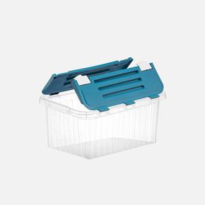 18 lt Derin Split Box Şeffaf