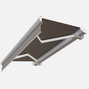 Pars Plus Kasetli Tente Beyaz Gövde 240x200 cm
