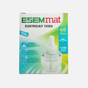 Esemmat Elektrolikit Yedek  60 Gece Etkili