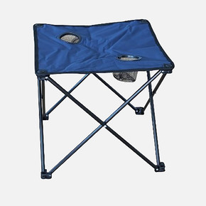 And Katlanabilir Kamp Masası Mavi