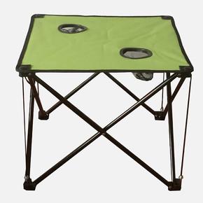And Katlanabilir Kamp Masası Yeşil