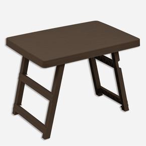 Katlanır Piknik Sehpası Kahverengi
