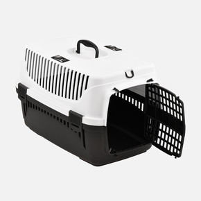PlastArt PT-100 Evcil Hayvan Taşıma Çantası Beyaz