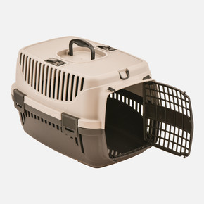 PlastArt PT-100 Evcil Hayvan Taşıma Çantası Bej