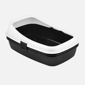 PlastArt PT-300 Elekli Açık Kedi Tuvaleti Beyaz