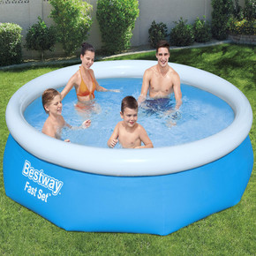 Bestway 57266 Şişme Aile Havuzu