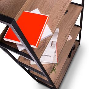 Kitaplık 73x155x30 cm