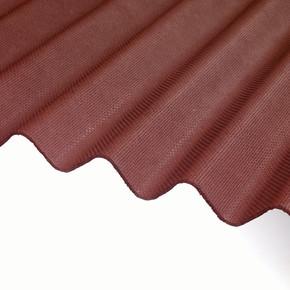 BTM Oluklu Bitümlü Çatı Kaplama Levhası Kırmızı