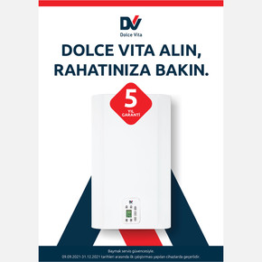 Dolce Vita Dpy Compact 24 Kombi