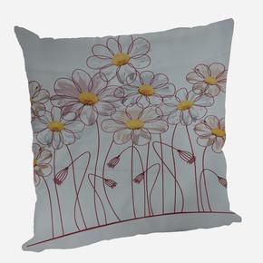 Yastık Kılıfı Daisy Garden 45x45cm