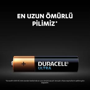Duracell 8'li Alkalin AA Kalem Pil