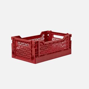 Loop Pro Mini Kapalı Saklama Kasası Kırmızı