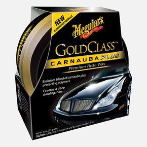 Meguiars Gold Class Oto Katı Pasta 311 gr Yüksek Performans