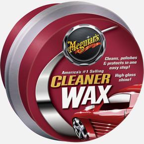 Meguiars Cleaner Wax Temizleme Koruma Katı Wax 311 gr