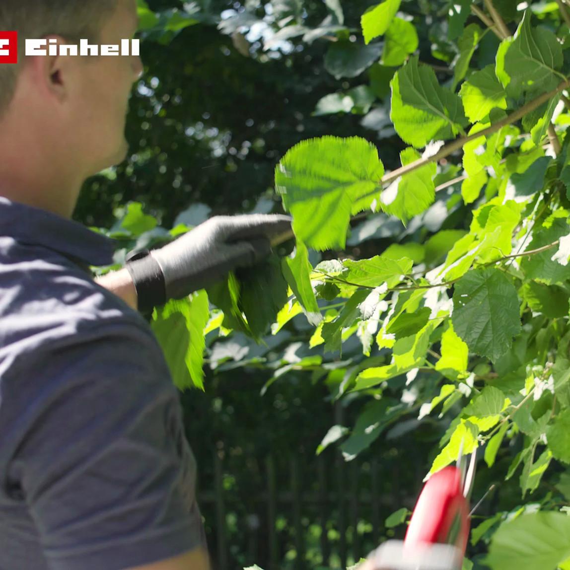 Einhell GE-LS 18LI-SOLO Akülü Budama Makası