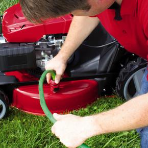 Einhell E-PM 522 S HW-E LI P Benzinli Çim Biçme Makinesi