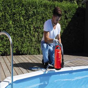 Einhell GC-SP 5511 IF Temiz Su Dalgıç Pompa