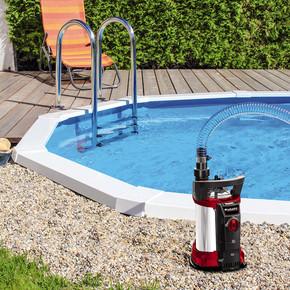 Einhell GE-SP 4390N-A LL Eco Temiz Su Dalgıç Pompa